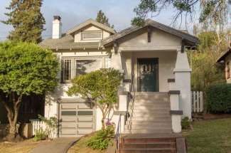 1005 Sierra – Gracious Northbrae Berkeley Craftsman Bungalow – Just Listed!