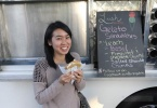 berkeley-north-gourmet-ghetto-off-the-grid-lush-gelato-epicurius-garden-1511-shattuck-woman-smiling-eating-2
