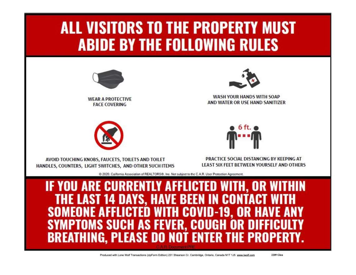 9–glen-2209-north-berkeley-hills-posted-rules-entry