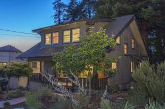 North Berkeley Hills Craftsman – 1027 Cragmont