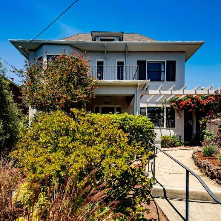 Bought!  Wonderful Rockridge Home at 5844 Lawton