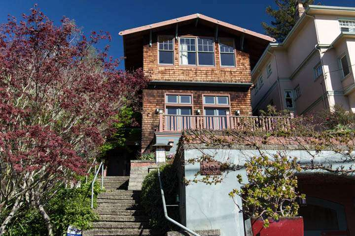 1303 Arch – Lovingly Created North Berkeley Craftsman – Just Listed