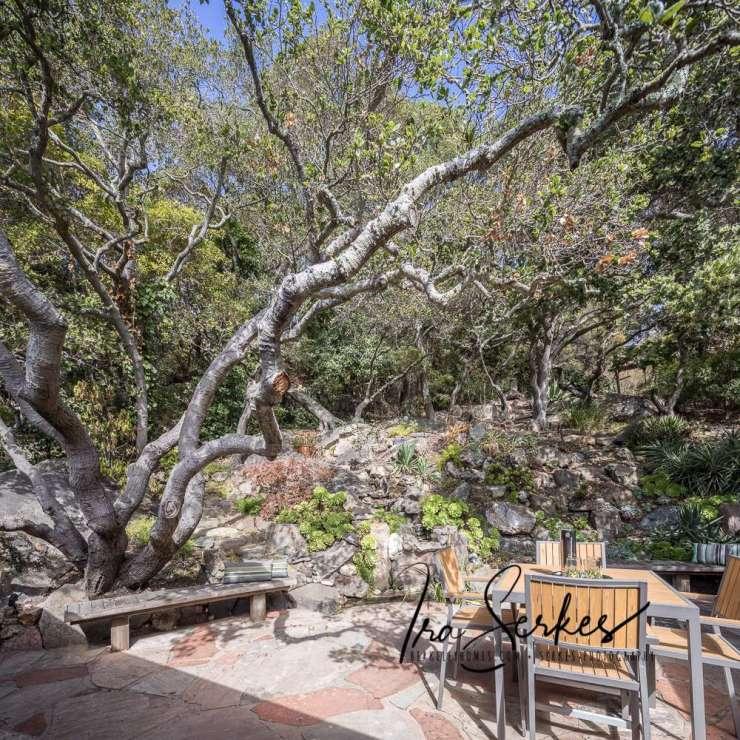 Thousand Oaks Berkeley On A Stunning Oak Studded Creekside Lot