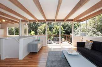 298 Lexington — Gorgeous Mid Century Modern on a wooded Kensington cul-de-sac