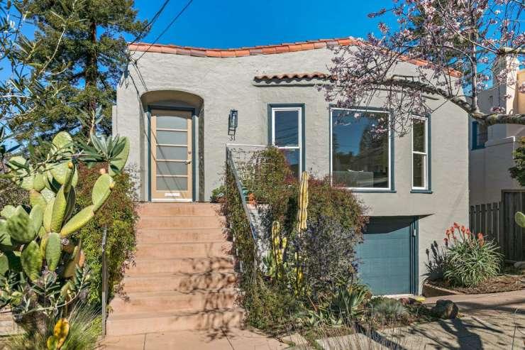 Beautifully Updated 5 Bedroom Berkeley Hills Home – 31 Maryland Avenue