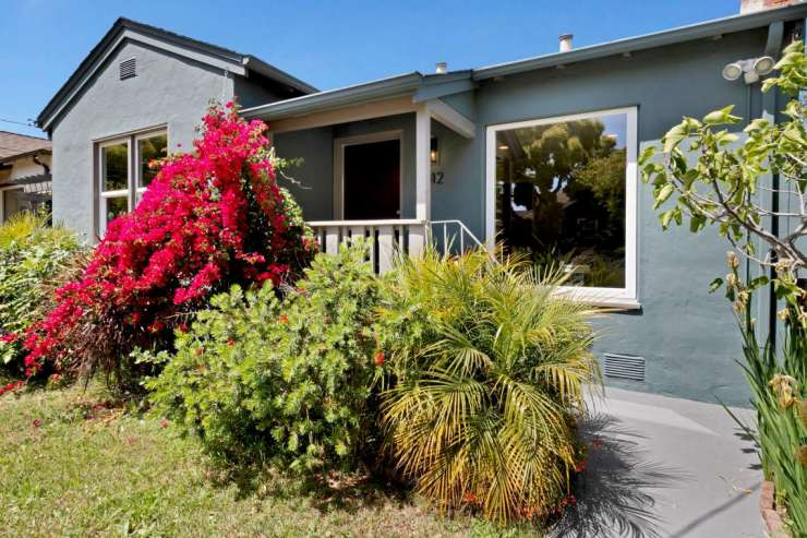 Just Listed!  Airy Central Berkeley Bungalow … Updated in 2013, now gorgeously presented with fresh color!