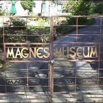 Judah L Magnus Museum Gates