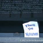 Memorial Day 2015 – A day to thank military members for our freedoms