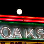 The Oaks Theater is at the top of Solano … and I'd love to help bring it back to life!