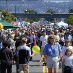 The Solano Stroll is Sunday 10 Sep 2017 … a mile long block party!