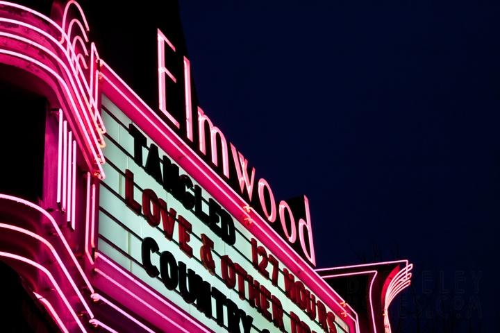 neon-berkeley-ca-elmwood-neighborhood-theater-elmwood-2966-college-avenue-movie-tangled