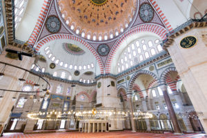 turkey-istanbul-suleyman the magnificent