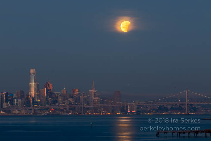 blood moon eclipse san francisco - photo #17