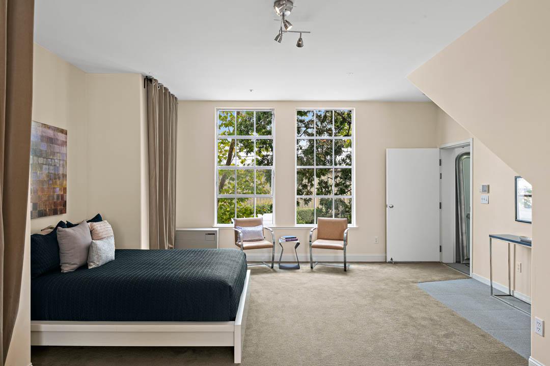 2 Berkeley West Berkeley 4th Street 9th 2714 Unit 4 Live Work Loft Bedroom 03